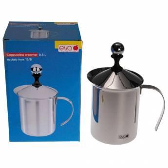 Creamer cappuccino eva inox 6 tazze