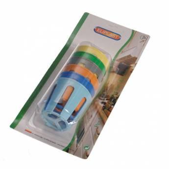 Portabicchieri eliplast monouso 6 pezzi