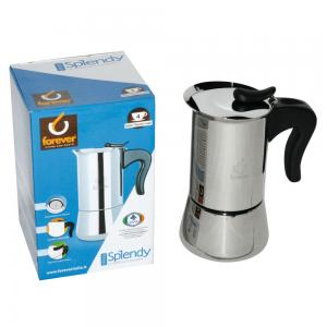 Caffettiera miss splendy inox 2 tazze